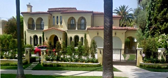 Aaron Residence